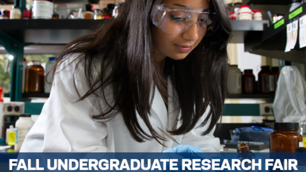 College of Science Fall Undergraduate Research Fair (FURF)