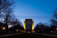 hesburgh_library_earth_hour_small