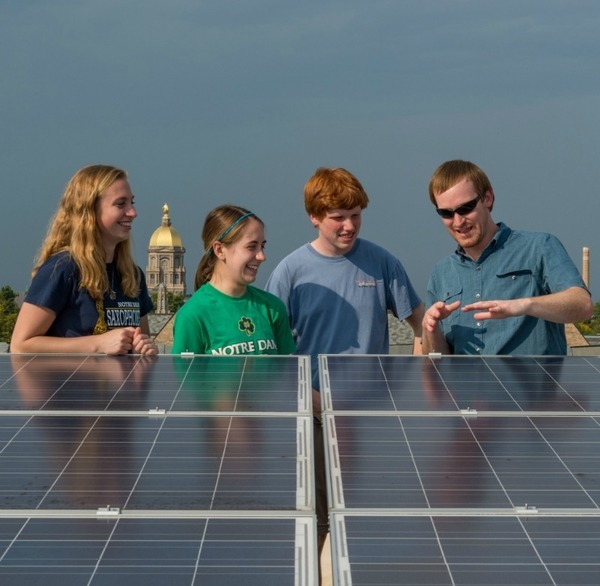 Energy Week Solar Panel Tours