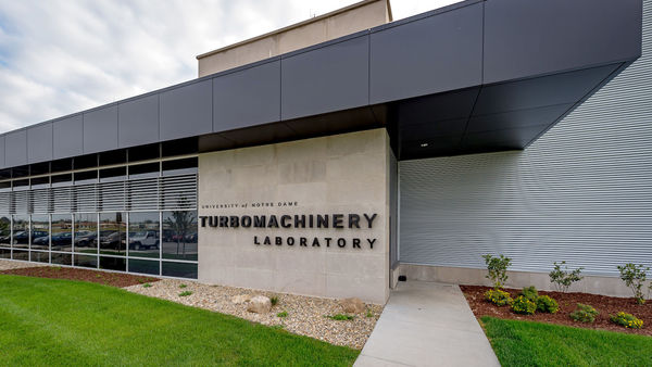Notre Dame Turbomachinery Laboratory to partner with Doosan Heavy Industries on $2.5 million compressor test agreement