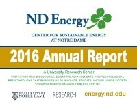 2016 Nd Energy Annual Report