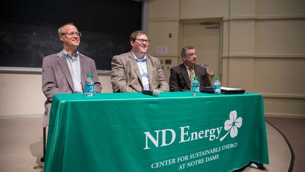 Campus Outreach by ND Energy
