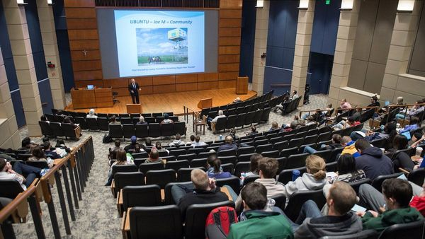Ten Years Hence lecture series examines climate change and innovation