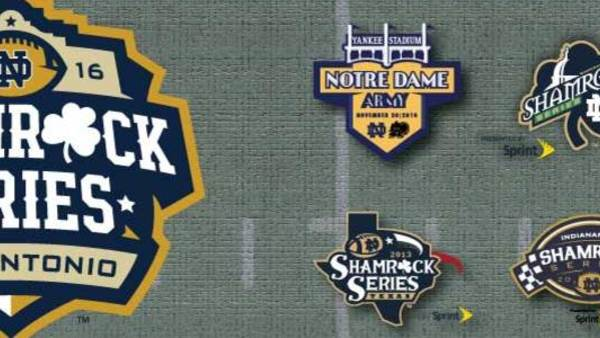 A full Notre Dame experience planned for San Antonio Shamrock Series