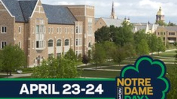 Fourth annual Notre Dame Day – a global celebration of the University community