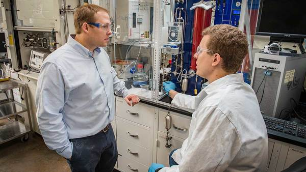 New Engineering Research Center to focus on Challenges of Upgrading Shale Gas