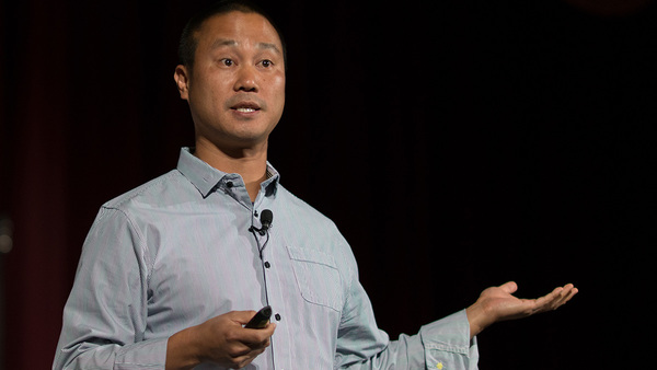Zappos CEO Tony Hsieh to deliver Idea Week keynote
