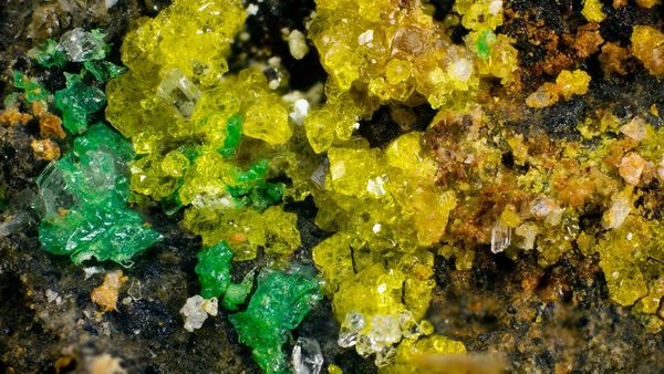 Researchers uncover most complex mineral on Earth