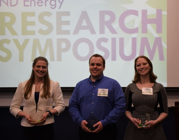 2018 Symposium Poster Awards 1