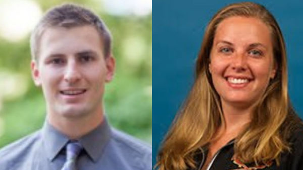 PD&GS Luncheon Seminar: Tanner Corrado and Rebecca Carter