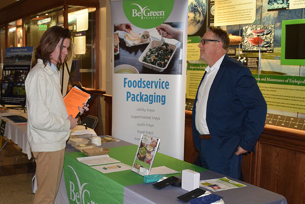 Be Green Packaging Sustainability Expo
