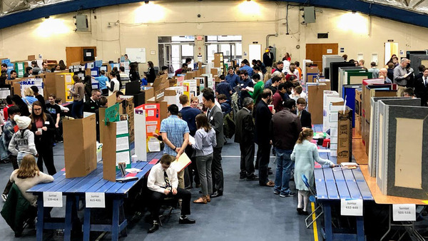 Student Energy Board selects top energy-related projects at Northern Indiana Science and Engineering Fair
