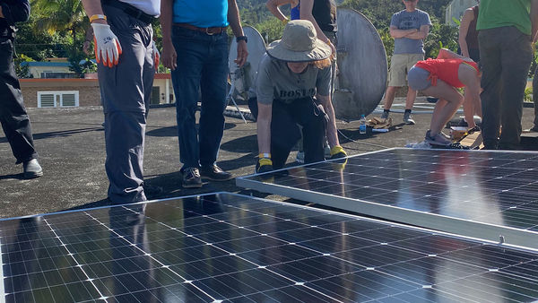 Solar energy improves quality of life in Adjuntas, Puerto Rico