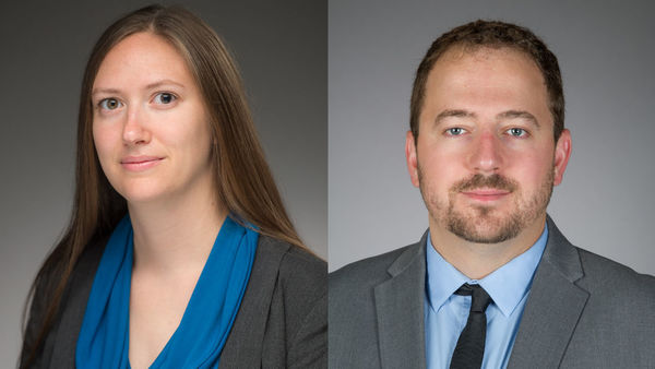 Two CBE professors named 2020 ACS PSME Young Investigators