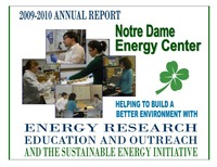 2009 2010 Ndec Annual Report Cover
