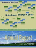 2006 07 Annual Report Cover