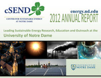 Csend Annual Report Cover